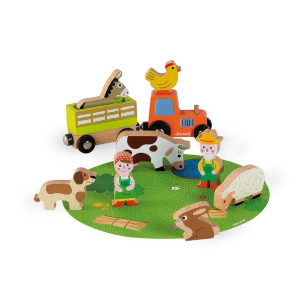 Small Farm Set