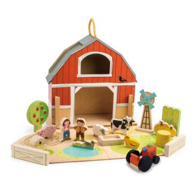 Little Barn Farm Set