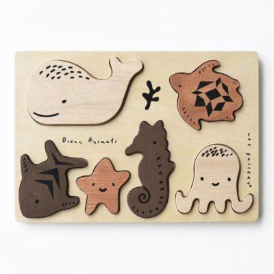 Ocean Animal Puzzle