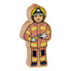 Firefighter Toy Figure