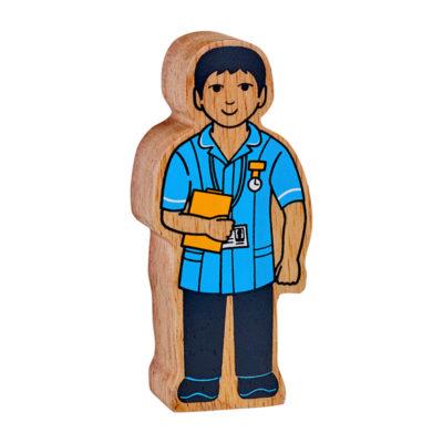 Nurse Toy Figure