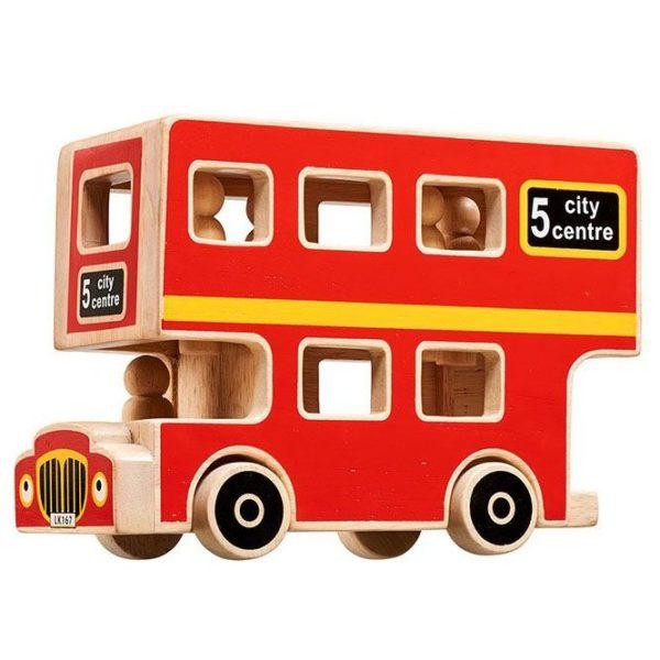 Wooden City Bus