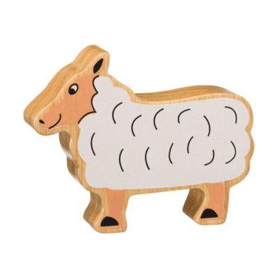 Sheep Toy Figure