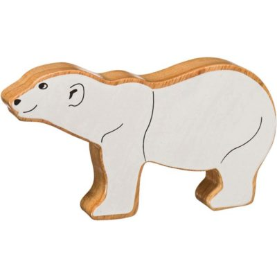 Polar Bear Figure