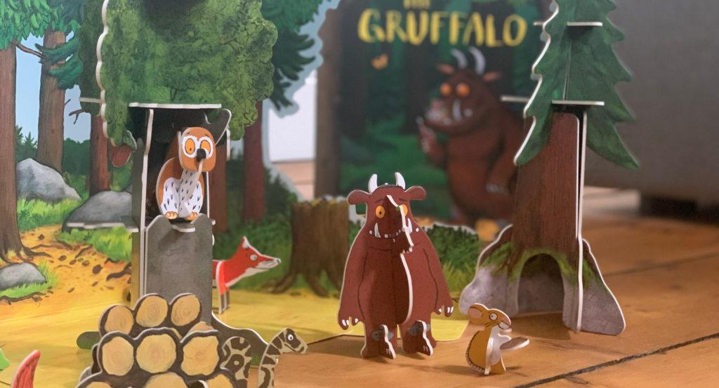 Gruffalo Play Set