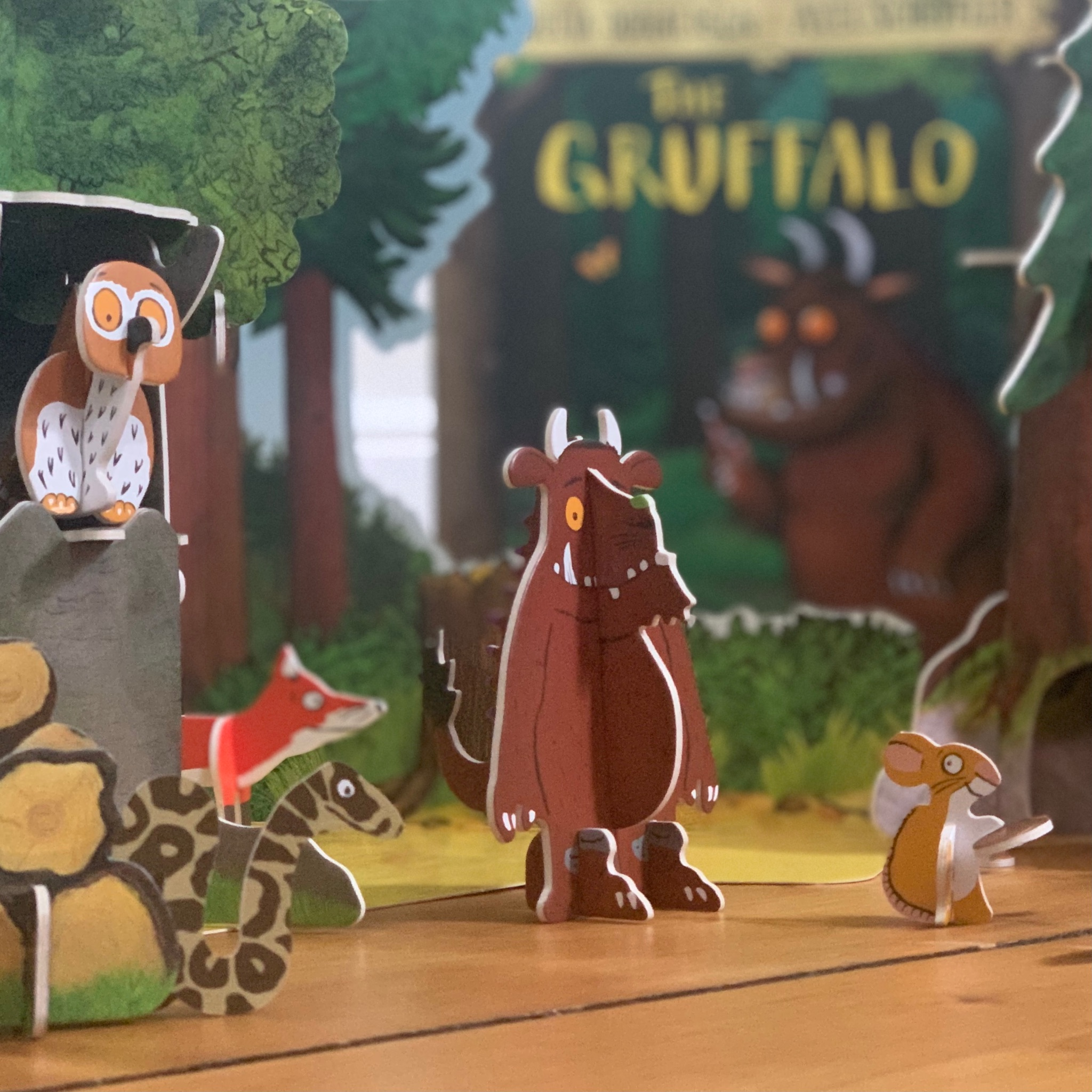 Gruffalo Play Set