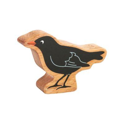 Blackbird Toy Figure