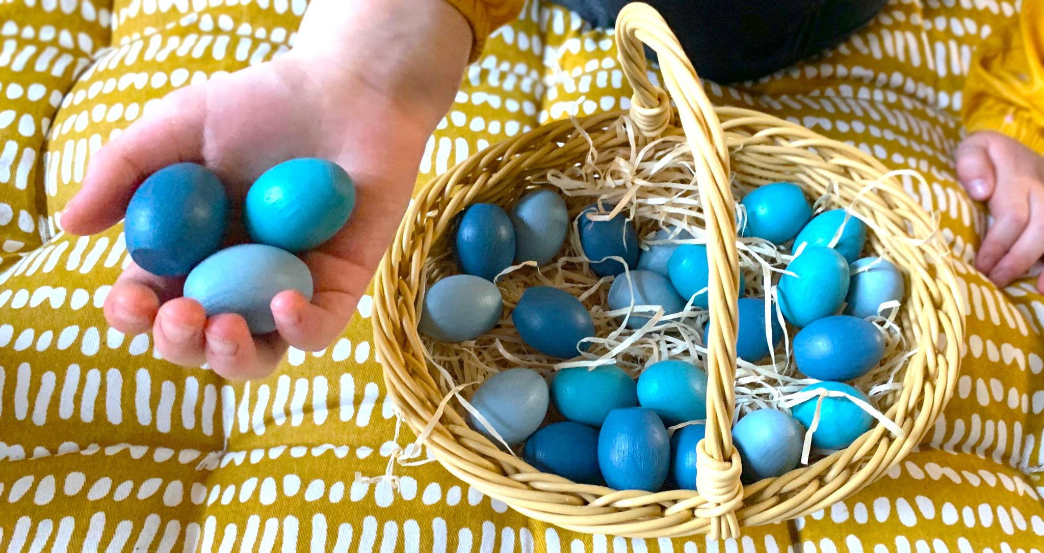 Wooden Treasures Egglet