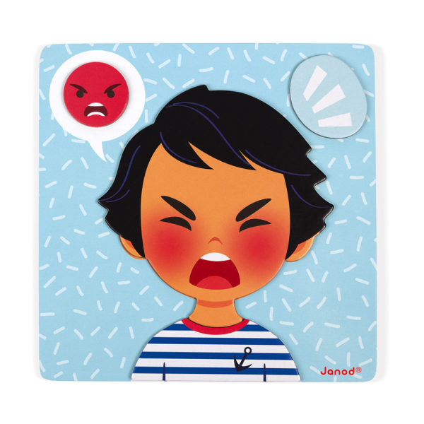 Emotions Magnetic Game Angry