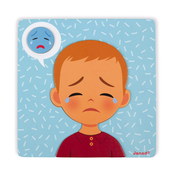 Emotions Magnetic Game Crying