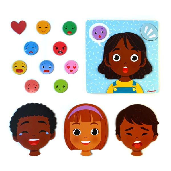 Emotions Magnetic Game