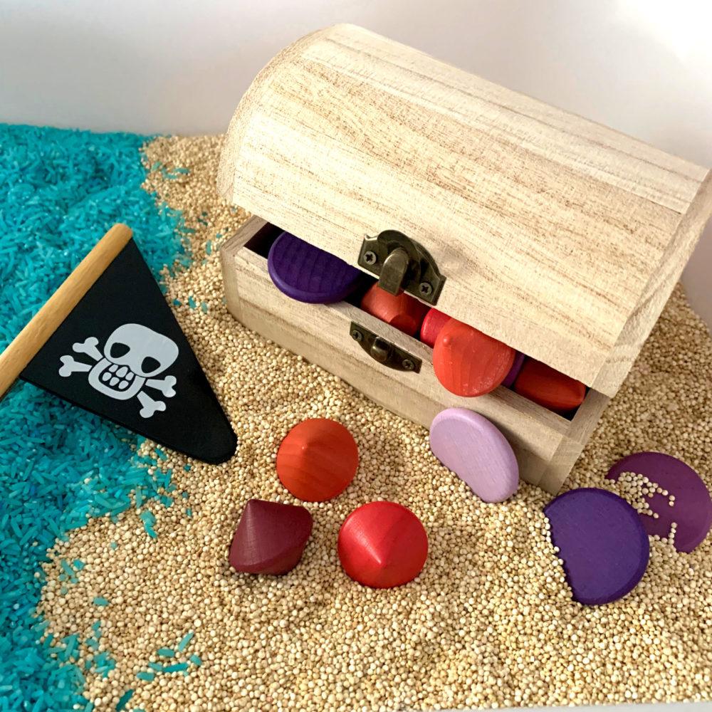 Token Pirate Treasure