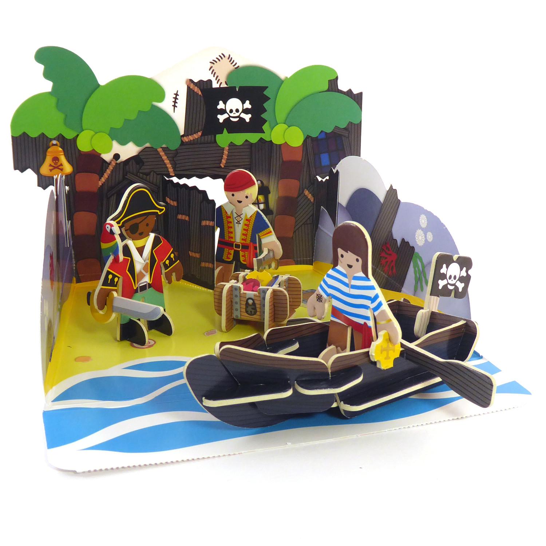 Pirate Island – Pirate Playset