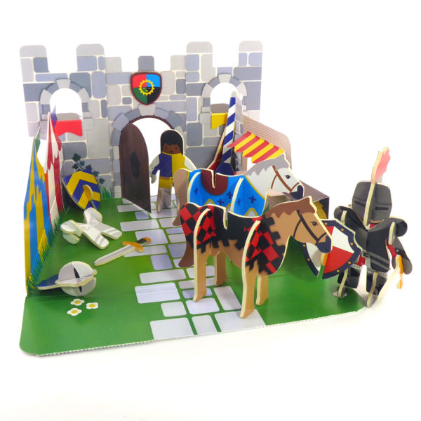Knights Castle - Playset
