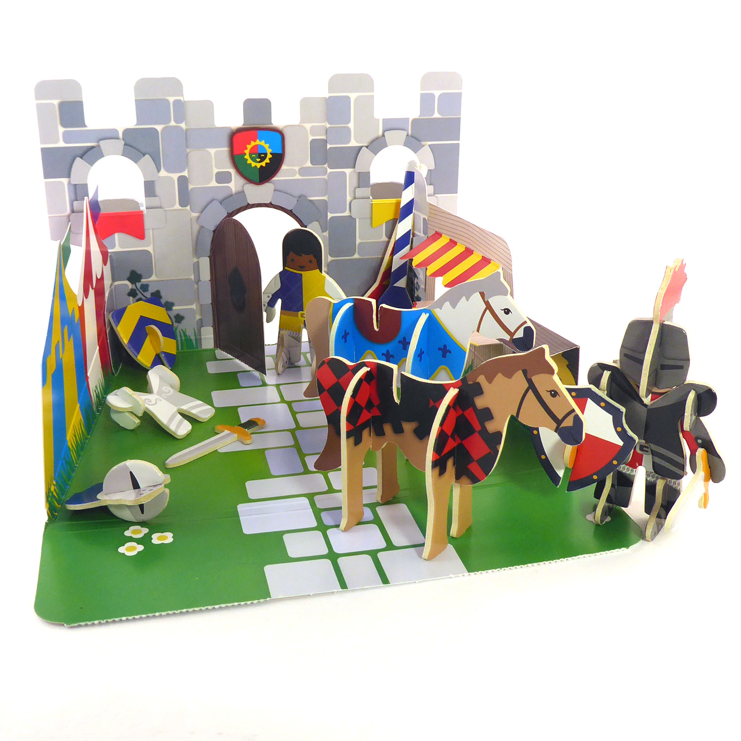 Knights Castle – Playset