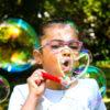 Bubble Wand Girl