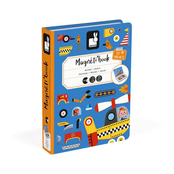 Magneti' Book Racers