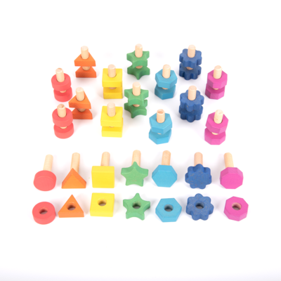 Nuts and Bolts Pack of 21