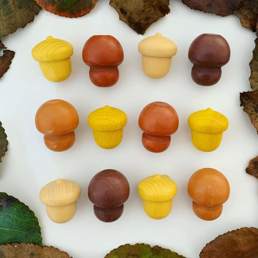 Autumn Bundle Pattern Matching