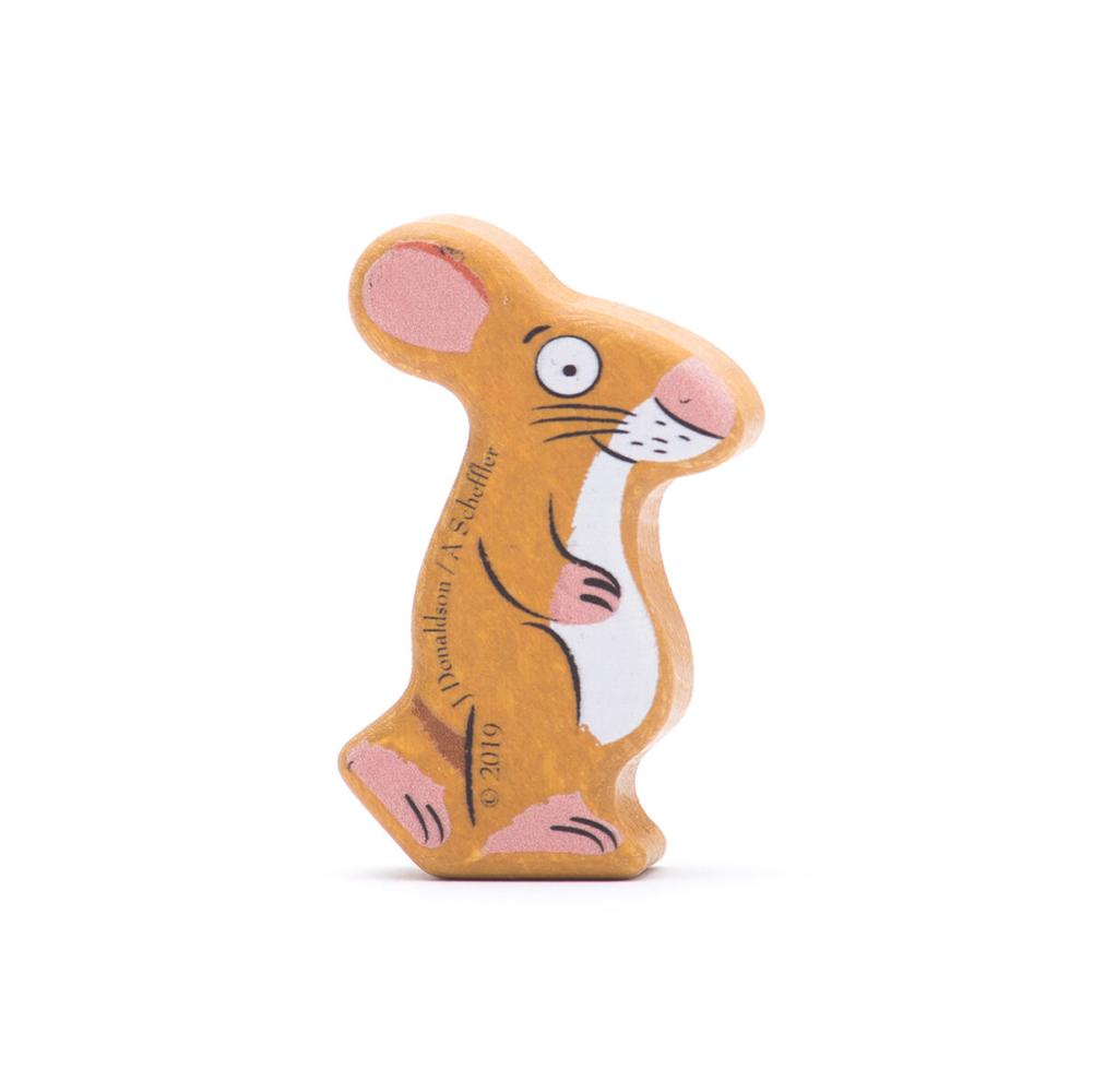 Gruffalo Wooden Mouse Figure