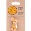 Gruffalo Wooden Mouse Figure in packaging