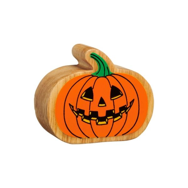 Wooden Pumpkin