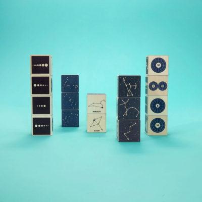 Wooden Constellation Blocks
