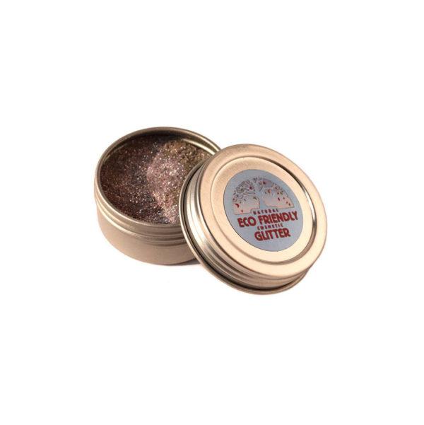 Eco Friendly Cosmetic Glitter - silver